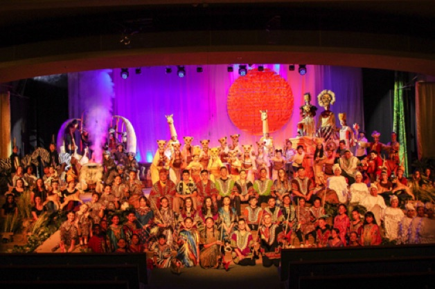 "CCCS of Downey Production of ""The Lion King"" 2017"