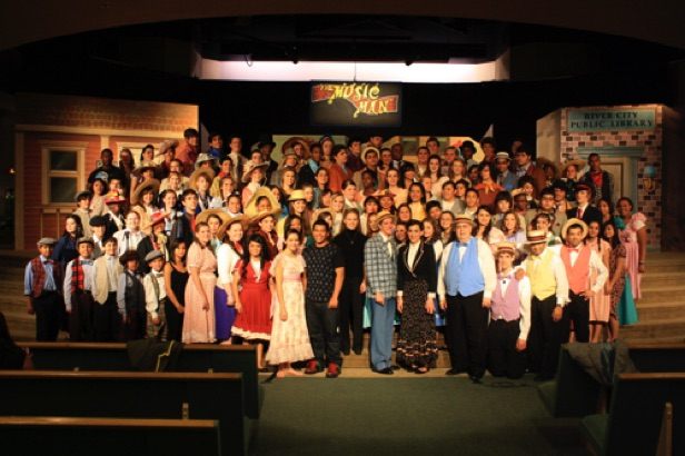 "CCCS of Downey Production of ""The Music Man"" 2009"